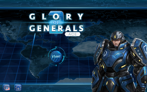 Glory of Generals2: ACE screenshot 14