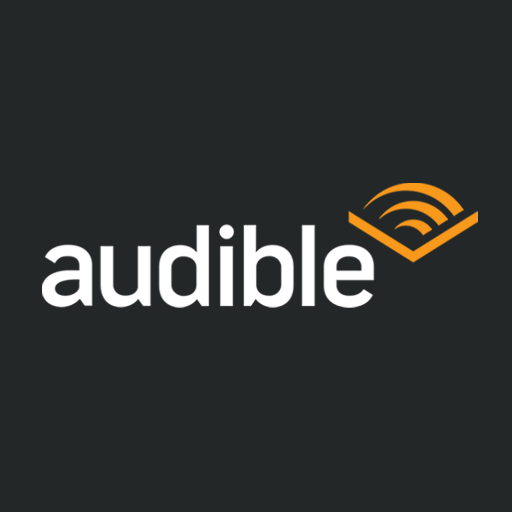 Audible: audiobooks, podcasts & audio stories icon