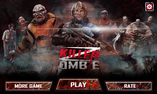 Zombie Killing - Call of Killers 3 تصوير الشاشة