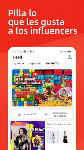AliExpress - Compra fácil, vive mejor screenshot 7
