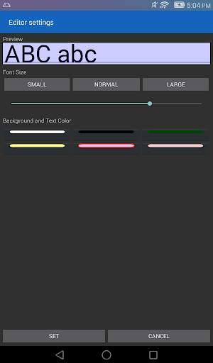 NP-Notepad screenshot 10