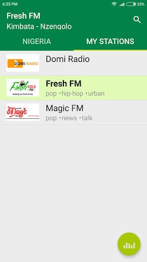 Online Radio Nigeria 3 تصوير الشاشة