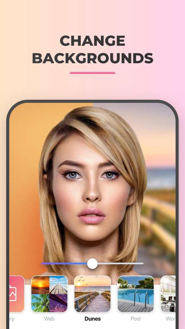 FaceApp - AI Face Editor screenshot 4