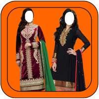Churidar Salwar Kameez Photo Suit on APKTom