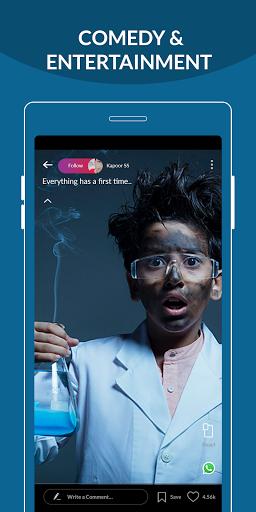 Trell - Made in India | Lifestyle Videos App 7 تصوير الشاشة