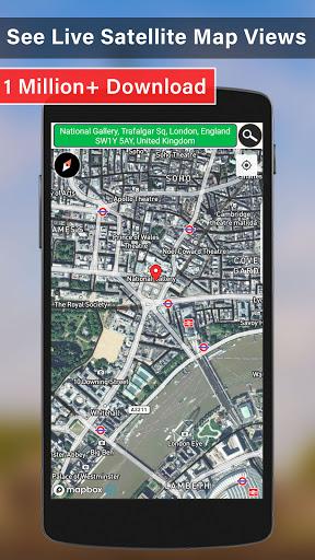 GPS Voice Navigation, Directions & Offline Maps screenshot 1