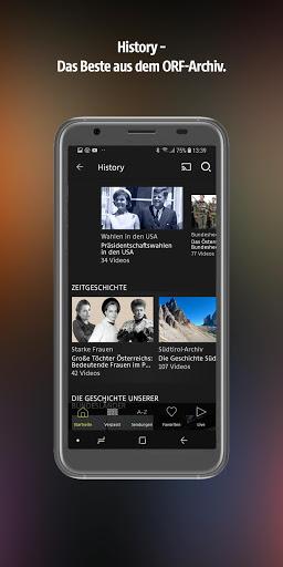 ORF TVthek: Video on demand screenshot 5