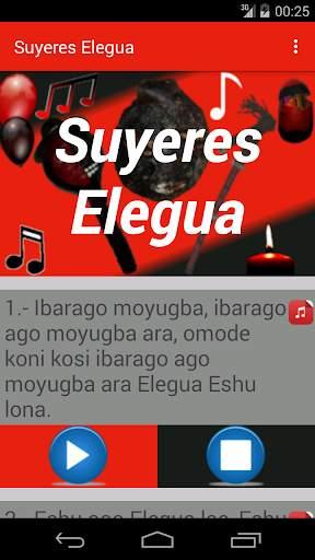 Suyeres Eleggua. screenshot 2