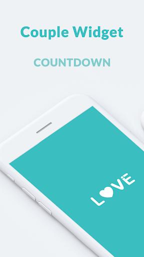 Couple Widget - Love Events Countdown Widget screenshot 1