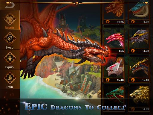 War Dragons screenshot 8