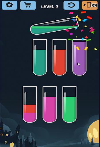 Water Color Sort screenshot 9