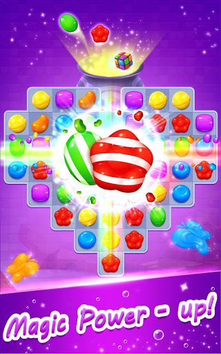 Candy Witch - Match 3 Puzzle Free Games screenshot 10