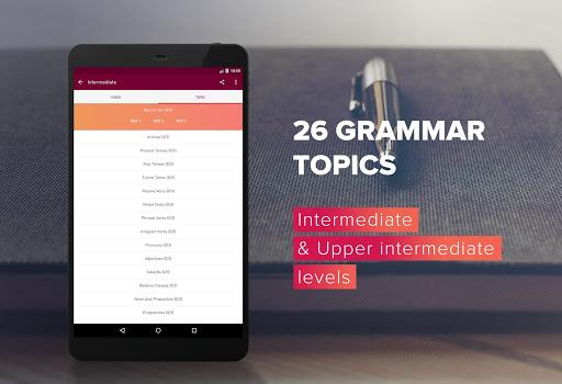 English Grammar Test 9 تصوير الشاشة