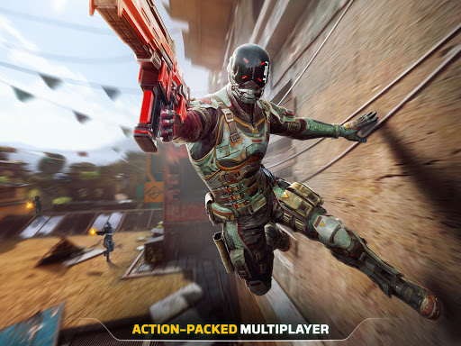 Modern Combat Versus: New Online Multiplayer FPS screenshot 7