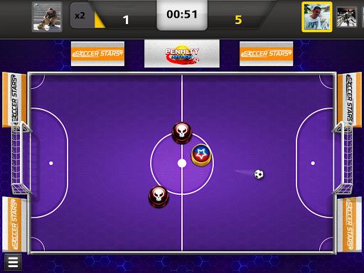 Soccer Stars 9 تصوير الشاشة