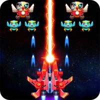 Galaxy Attack: Robot Transform Chicken Shooter on APKTom