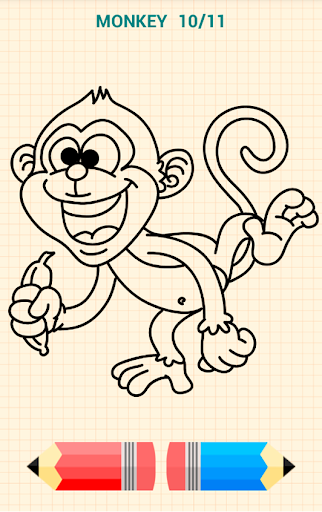 How to Draw Animals 7 تصوير الشاشة