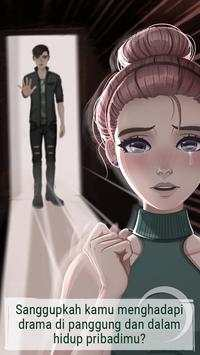 Drama Remaja: Permainan Cerita Cinta screenshot 10