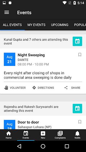 Swachhata-MoHUA screenshot 5
