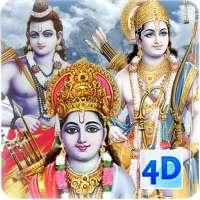 4D Shri Rama (श्री राम दरबार) Live Wallpaper on APKTom