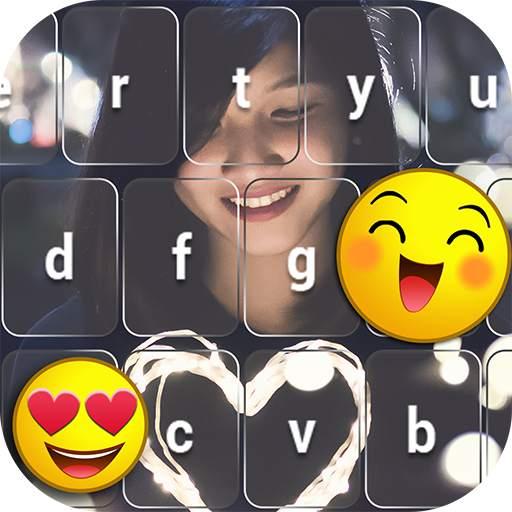 My Photo Keyboard with Emoji