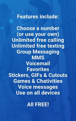 Nextplus Free SMS Text   Calls скриншот 21