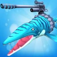 Jurassic Sea Attack on 9Apps