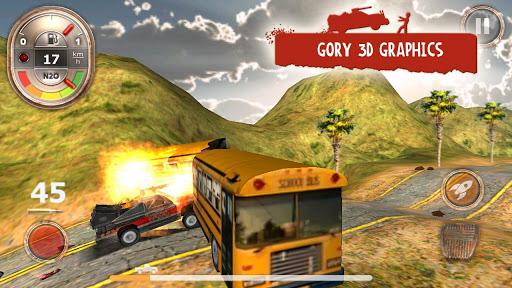 Zombie Derby 11 تصوير الشاشة
