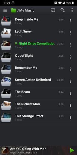 PlayerPro Music Player (Free) screenshot 6