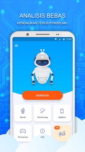 Ponsel Pembersih Cache Memory screenshot 4