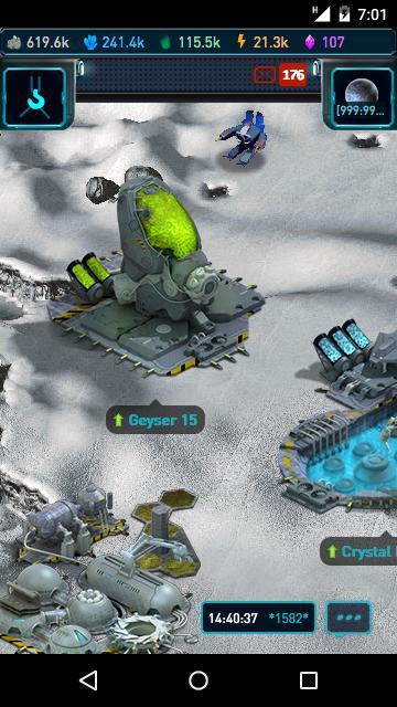 Xcraft screenshot 2
