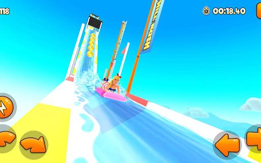 Uphill Rush Water Park Racing 10 تصوير الشاشة