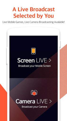 Mobizen Live Stream for YouTube - live streaming screenshot 3