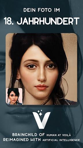 Voilà AI Artist Fotoeditor screenshot 4
