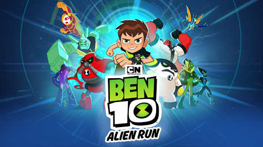 Ben 10 Alien Run screenshot 1