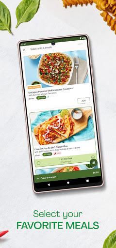 HelloFresh - Get Cooking screenshot 2