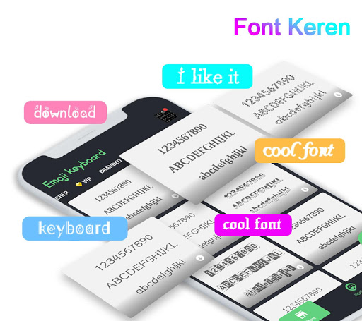 ❤️Emoji keyboard - Cute Emoticons, GIF, Stickers screenshot 6