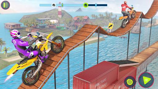 Bike Stunt Race 3d Bike Racing Games – Bike game screenshot 1