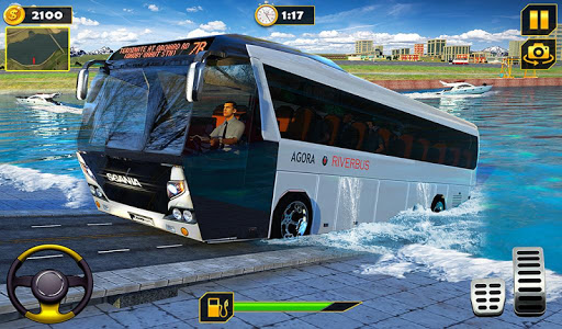 River Coach Bus Simulator Game screenshot 9
