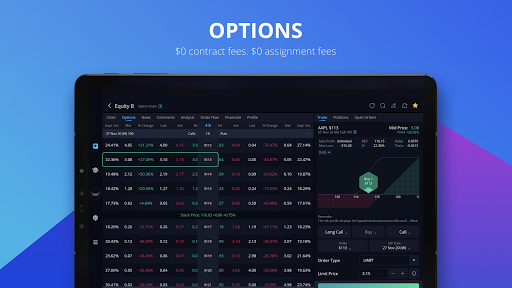 Webull: Investing & Trading. All Commission Free screenshot 12