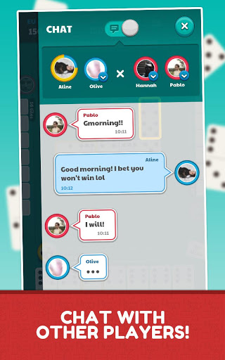 Dominos Online Jogatina: Dominoes Game Free screenshot 22