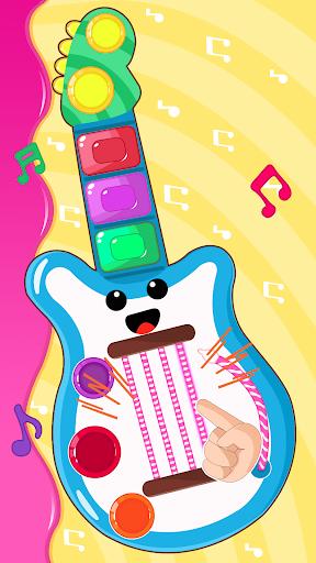 Baby Radio Toy. Kids Game 2 تصوير الشاشة