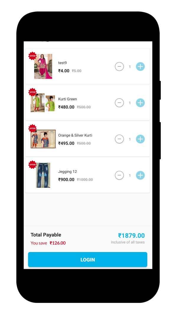 Durga Hi-Fashions screenshot 4