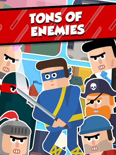 Mr Ninja - Slicey Puzzles screenshot 11