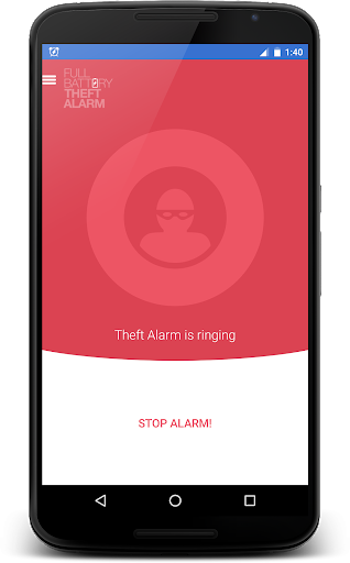 Full Battery & Theft Alarm screenshot 2