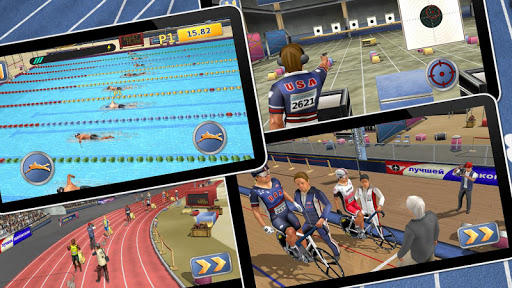 Athletics2: Summer Sports Free screenshot 5