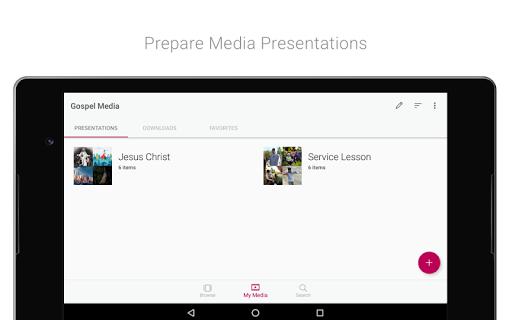 Gospel Media screenshot 8