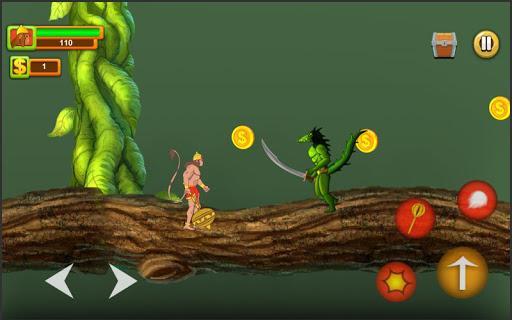 Hanuman Adventures Evolution 3 تصوير الشاشة