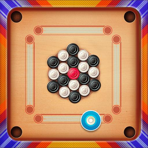 Carrom Friends : Carrom Board & Pool Game أيقونة