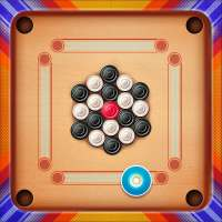 Carrom Friends : Carrom Board & Pool Game on 9Apps